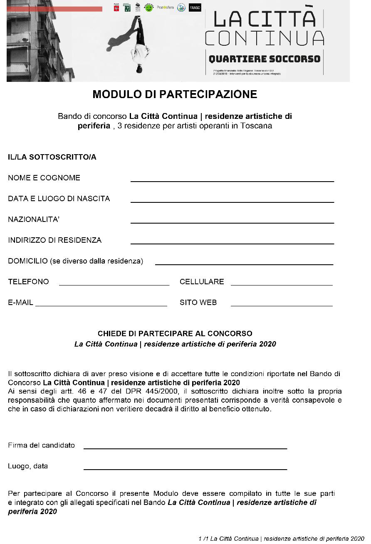 modulopartecipazione2018Laviadellacina_